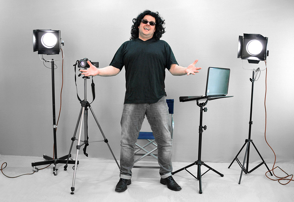 camera hire, lighting equipment hire